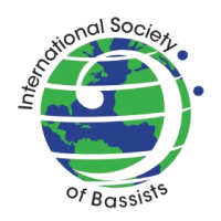 International Society of Bassists Competition Logo